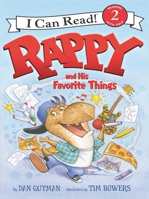 cover image of Rappy and His Favorite Things